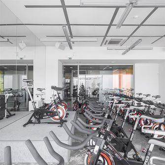 140平米现代简约风格健身室图片大全