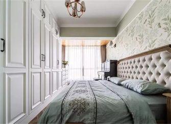 100平米四室两厅美式风格卧室装修效果图