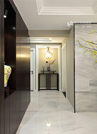 140平米三室两厅中式风格玄关图