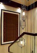 120平米东南亚风格走廊装修案例
