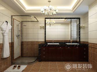 60平米公寓欧式风格卫生间欣赏图