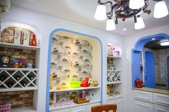 120平米三室两厅地中海风格储藏室装修效果图