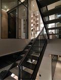 富裕型140平米复式现代简约风格楼梯欣赏图