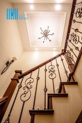 豪华型140平米别墅东南亚风格楼梯间图片