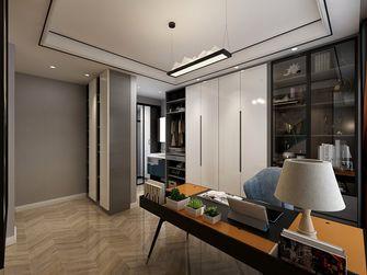 140平米别墅混搭风格书房装修效果图