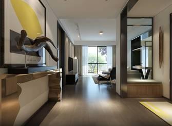 50平米一室一厅宜家风格玄关装修效果图