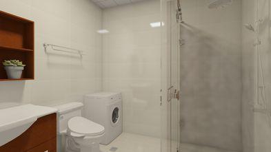 90平米中式风格卫生间装修效果图