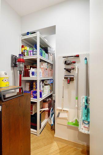 80平米现代简约风格储藏室装修图片大全