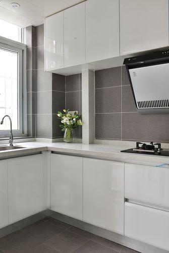 100平米三室两厅地中海风格厨房装修效果图