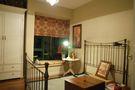 120平米田园风格卧室效果图