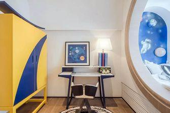 140平米四室两厅新古典风格儿童房装修图片大全