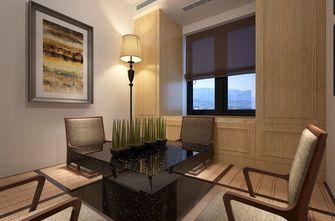 120平米四室两厅东南亚风格书房图片大全