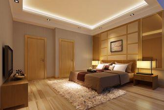 140平米四室两厅英伦风格卧室图片
