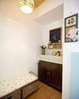 富裕型140平米三室两厅田园风格储藏室欣赏图
