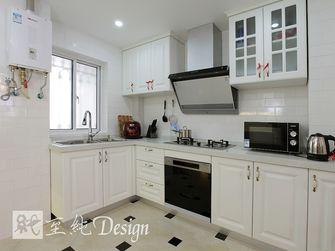 5-10万100平米美式风格厨房橱柜装修图片大全