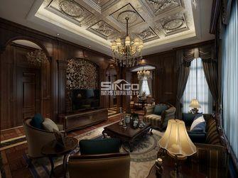 别墅英伦风格装修图片大全