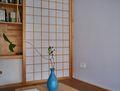 90平米日式风格阁楼装修案例