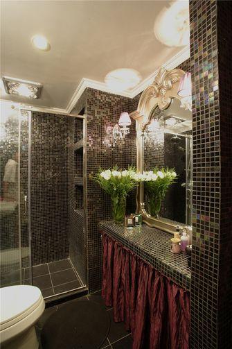 5-10万50平米公寓东南亚风格卫生间欣赏图