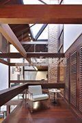 经济型140平米复式东南亚风格楼梯设计图