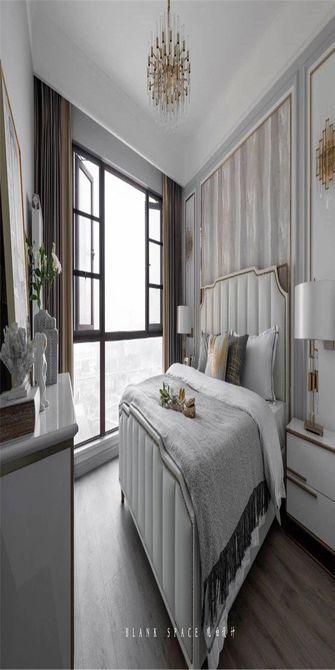 110平米三其他风格卧室装修案例