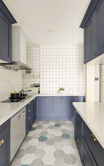 140平米三北欧风格厨房图片大全