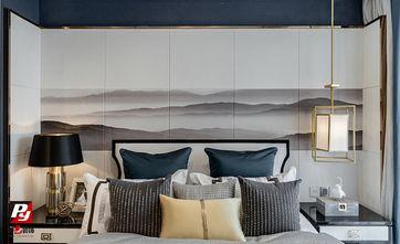 130平米三新古典风格卧室图片