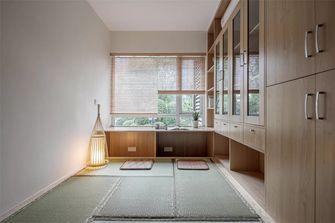 100平米三日式风格阳光房装修效果图
