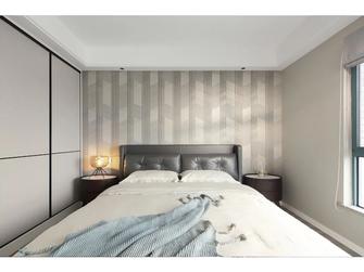 100平米三室两厅现代简约风格卧室装修案例