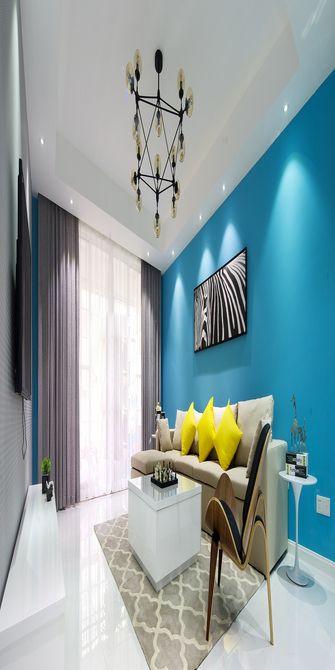经济型100平米三室两厅地中海风格客厅图片