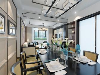 120平米四室两厅欧式风格餐厅图片大全