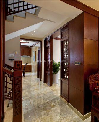 豪华型140平米别墅中式风格楼梯设计图
