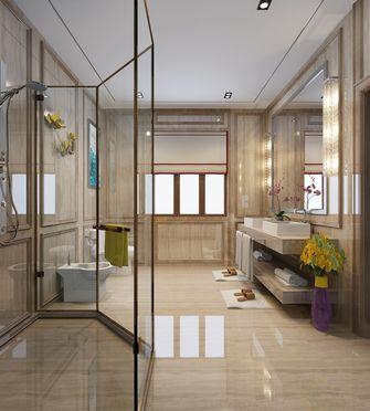 140平米四室一厅现代简约风格卫生间装修案例