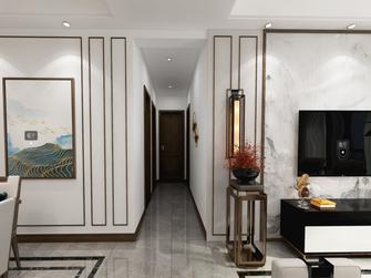 110平米三中式风格走廊效果图