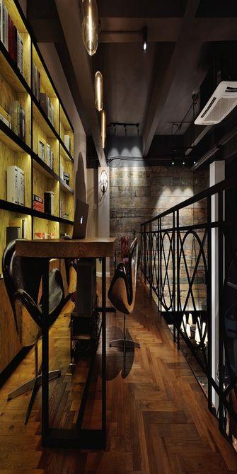 140平米复式新古典风格书房装修案例