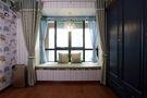 20万以上140平米三室两厅新古典风格阳光房设计图
