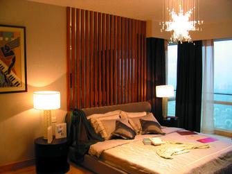 富裕型130平米四室一厅东南亚风格卧室欣赏图
