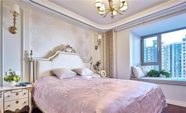 140平米三美式风格卧室欣赏图
