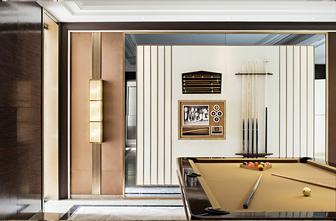 120平米三室一厅欧式风格健身室设计图