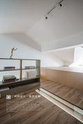 120平米复式日式风格阁楼设计图