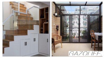 120平米复式中式风格阳光房设计图