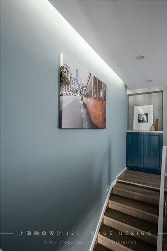 70平米复式北欧风格楼梯间欣赏图