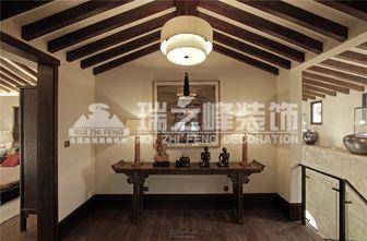 富裕型140平米三室两厅东南亚风格玄关装修效果图