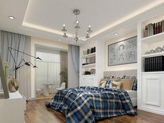 90平米北欧风格卧室装修效果图