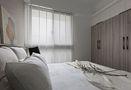 80平米现代简约风格儿童房飘窗欣赏图