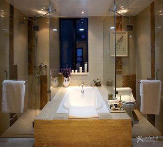 经济型120平米三室两厅日式风格卫生间图片