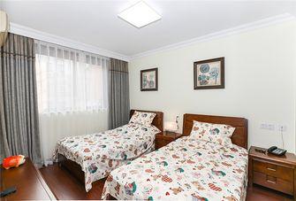 60平米一室一厅中式风格卧室图片