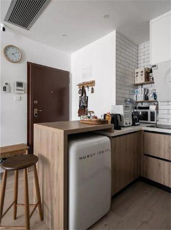 60平米公寓日式风格餐厅装修效果图