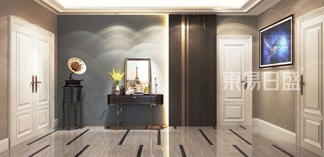 140平米别墅现代简约风格玄关装修图片大全