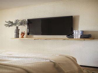 50平米公寓英伦风格影音室图片