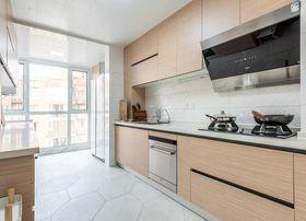 140平米三北歐風格廚房裝修效果圖